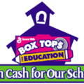 Receipts and Box Tops!  Box Tops and Receipts!