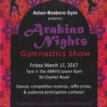Acton-Boxboro Gym Presents – Arabian Nights Gymnastics Show! .