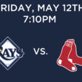 RED SOX!  Join Merriam in the bleachers!