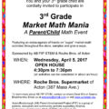3rd Grade Market Math Media (Presented by AB PIP STEM)