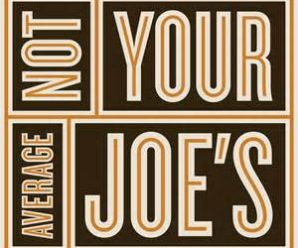 Merriam Dines Out….at Not Your Average Joe's!