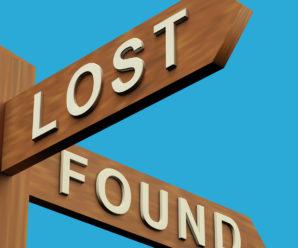 LOST & FOUND Fair – Merriam School: Monday 28th through Friday 1st.