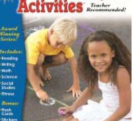 School Stops for the Summer…Learning Never Should!  Summer Bridge Activities Books!