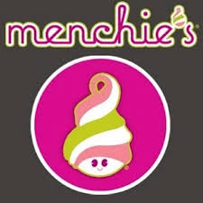 Merriam Dines Out on Tuesday at Menchie's Frozen Yogurt!