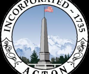 Community Conversation – Acton's FINCOM! speaks regarding the town's financial health.