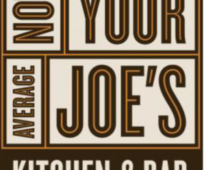 "THIS IS YOUR FINAL OPPORTUNITY THIS YEAR!!  ""Merriam Dines Out at Not Your Average Joes"" is BACK!"