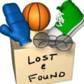 The Ultimate Lost & Found Fair (of the school year)