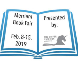 The Merriam Book Fair is officially OPEN!!