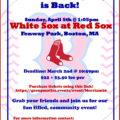 Ticket sales end March 2nd! Don't miss your chance to cheer.  Red Sox Family Day is Back! (Sunday, April 5th @ 1:05pm)