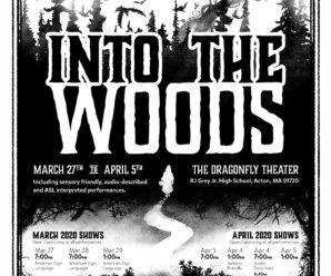 Open Door Theater presents: INTO THE WOODS