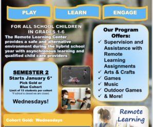 Education Enrichment Program at Acton Rec!