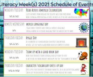 Literacy Week 2021