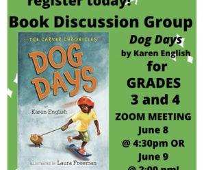Grades 3/4 Book Club