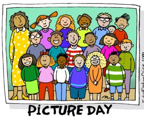 School Picture Day  Oct 14th