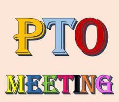 Community PTO Meeting Tue 10/26 7:00pm